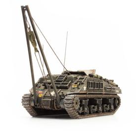 UK/US Sherman Armored Recovery Vehicle Artitec 387.104 New 1/87 Finished Model