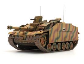 German StuG III Ausf G 1943 Assault Gun Artitec 387.48-CM New 1/87 Finished Kit