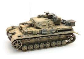 Panzer IV F1 Afrika Korps Artitec 387.107-YW New 1/87 Finished Model
