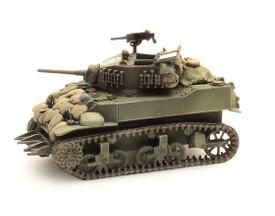 U.S. M5A1 Stuart Light Tank Hedgerow Cutter Artitec 387.118 New 1/87 Finished Mo