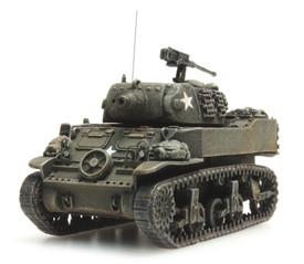 U.S. WWII Stuart M8 Artitec 87.111 New 1/87 Resin Unfinished Kit