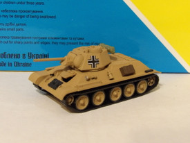 Captured Russian T-34/76, AMA Models 690, New 1/87 Scale Finished Model