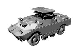 BRDM-2 Tank Destroyer 9P133  Arsenal-M 223200041 New 1/87 Unfinished Kit