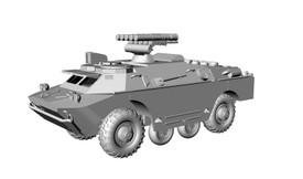 BRDM-2 Tank Destroyer 9P148  Arsenal-M 223200051 New 1/87 Unfinished Kit