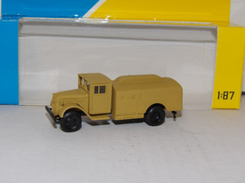 German Ford 3 Ton Tanker w/Wood Cab AMA Models 042 New 1/87 Scale