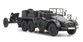 Krupp-Protze + 3.7-cm-PaK, Artitec 387.381 Resin 1/87 Scale Finished Model