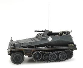 German Sd.Kfz 250/1 Light Halftrack Artitec 6870272 Resin 1/87 Finished Model
