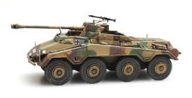 Armored Car Sd.Kfz. 234/4, German Artitec 6870197 Resin Finished Model