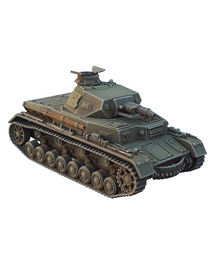 Panzer IV Ausf.D Alsacast 8775.209 New Unfinished Resin Kit 1/87 Scale