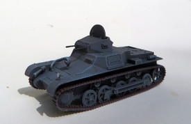 Sd.Kfz.101 Ausf.B Panzer I Trident 87114 New 1/87 Scale Resin Kit Unfinished