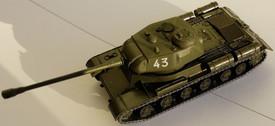 Josef Stalin I or II Heavy Tank Arsenal-M 223100011 New 1/87 scale Plastic Kit Unfinished