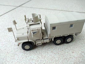 OSHKOSH MTVR Mk.23 MAS, IRAK, Arsenal-M 224200181 New 1/87 Scale Plastic Kit