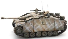 German Stug III Ausf G Saukopf 1944 Artitec 387.49-WY New 1/87 Finished Kit