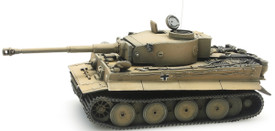 Tiger I Afrika Korps Early Version Artitec 387.246-WM  New 1/87 Finished Model