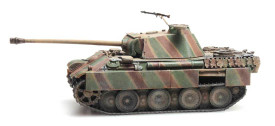 German Panther Tank Camo Artitec 6870228 New 1/87 Finished Model