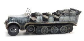 German Half Track Sd.Kfz. 7, 8 ton Artitec 6870068 New 1/87 Finished Model