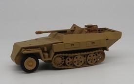 Sd.Kfz. 250 nA with 5cm Pak Anti Tank Gun Trident 81016 New 1/87 Scale Resin Kit