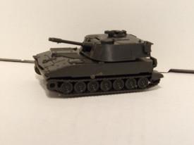 US M108 Self Propelled Light Howitzer Tank Minitanks 244 Plastic 1/87 Scale