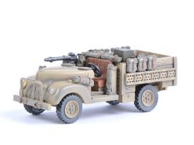 Ford LRDG Truck Wespe Models 87153 Resin 1/87 Scale Kit Unfinished Model