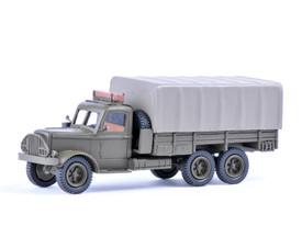 Mack No. 5 Cargo Truck 10 ton 6X4 Wespe Models 87158 Resin Kit Unfinished