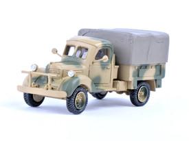 Dodge D15 3/4 ton CMP Truck Wespe Models 87161 Resin 1/87 Scale Kit Unfinished