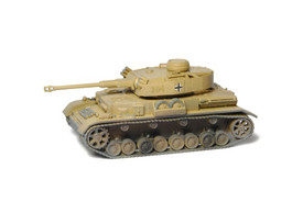 PzKpfw IV Ausf G Medium Tank SDV 87163 New 1/87 Scale Plastic Kit Unfinished