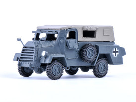 GM 8449 C15TA Armored Truck Wespe Models 87163 New 1/87 Scale Resin Kit