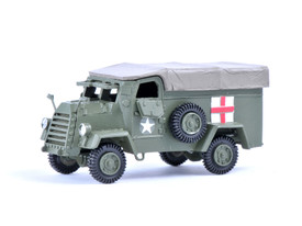 GM 8449 C15TA Armored Ambulance Wespe Models 87164 New 1/87 Scale Resin Kit