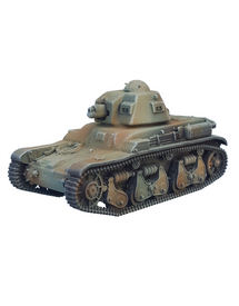 Renault R35 French Light Tank Alsacast 8775.207 New 1/87 Scale Resin Kit Unfinis