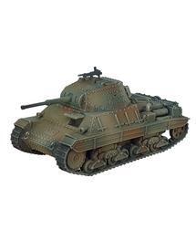 Italian Carro Armato P40 Heavy Tank AlsaCast 8775.200 New 1/87 Scale Kit Unfinis