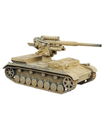 Panzer IV w/ 8.8cm Flak AlsaCast 8775.196 New 1/87 Scale Resin Kit Unfinished