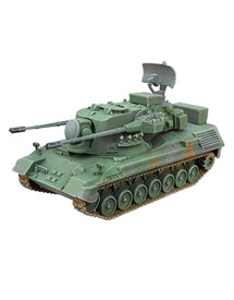 BW FlakPanzer Gepard A2 AlsaCast 8775.174 New 1/87 Resin Kit Unfinished