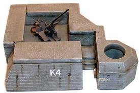Atlantic Wall Anti-Aircraft Bunker Artmaster 80.004 New 1/87 resin Kit