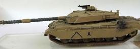 Challenger 1,  FV4030/4 MBT Trident 87125 Resin 1/87 Scale Kit Unfinished