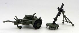 12cm Heavy Mortar Schwerer Granatwerfer 86 (sGrW 86) Trident 87188 Resin 1/87 Scale Kit