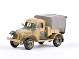 Dodge D8 Cargo Truck Wespe 87165 Resin 1/87 Scale Kit Unfinished