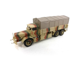 Faun L900 D567 Cargo Truck Wespe 87193 Resin 1/87 Scale Kit Unfinished