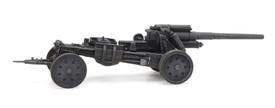 German Field Howitzer 105mm Artitec 6870332 Resin 1/87 Finished Model