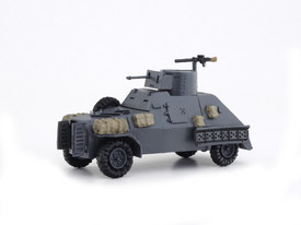 Marmon Herrington MKII Armored Car. Wespe 87043G Finished Model 1/87 Scale