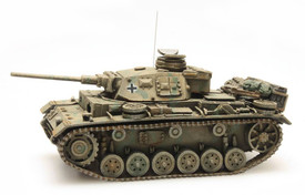 Panzer III Ausf. L Camouflage Artitec 387.316 New 1/87 Finished Model