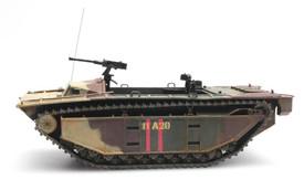 LVT (A)2 Water Buffalo Iwo Jima Artitec 6870162 New 1/87 Finished Model