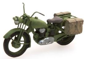 British Army Triumph Motorcycle Artitec 87.034 Resin 1/87 Unfinished Kit