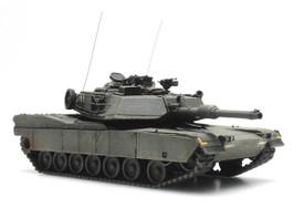 US Abrams M1 Tank Artitec 6870137 Resin 1/87 Scale Hand Painted Model
