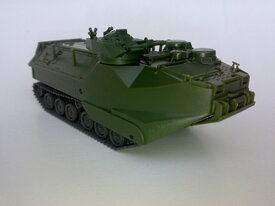 AAVP-7A1 New Turret Arsenal-M 224100012 Plastic 1/87 Scale Kit Unfinished