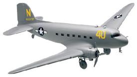 Douglas C-47 Transport Aircraft Minitanks 1009 Plastic 1/87 Scale Kit Unfinished