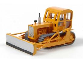 CAT D4E Wespe CIV87011 New 1:87 Bulldozer Resin Model Ready Built