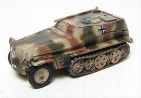 Sd.Kfz. 253/5 Ibeobwg Armored Recon. Half Track Trident 90270G New 1/87 Plastic
