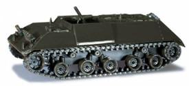 German BW HS 30 Light Tank With Mortar Minitanks 213 Plastic 1/87 Kit