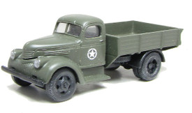 Chevy 1500 1ton Truck ADP Models 16159 Plastic 1/87 Scale Unfinished Kit