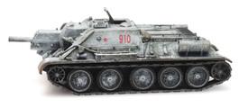 Russian SU-122 SP Assault Gun, Artitec 6870230 Finished 1/87 Resin Model